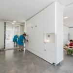 Пример динамичной планировки квартиры-студии