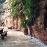 Дом из пещеры -- переделка своими руками