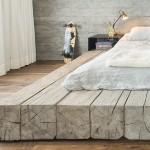 Кровать от калифорнийской дизайн студии