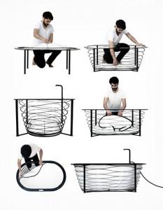 Мини ванна для любых помещений