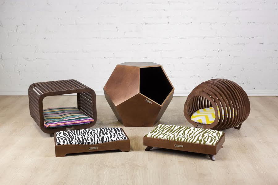 Авторская мебель для кошек и собак