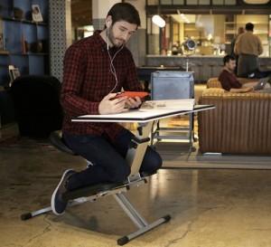 Стол-кресло трансформер