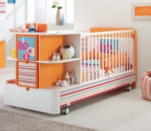 примеры детских кроваток с фото