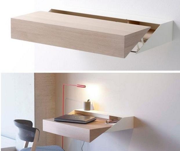 настенный стол-бюро