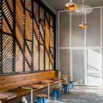Современные интерьеры для пиццерии или небольшого ресторана