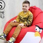 Sanchobag — лучшая бескаркасная мебель Украинского производства!