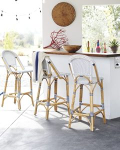 Colored-bech-style-bar-stools-from-rattan-819x1024
