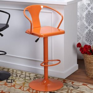 Orange-Target-Marketing-Systems-Adjustable-Height-Bar-Stool