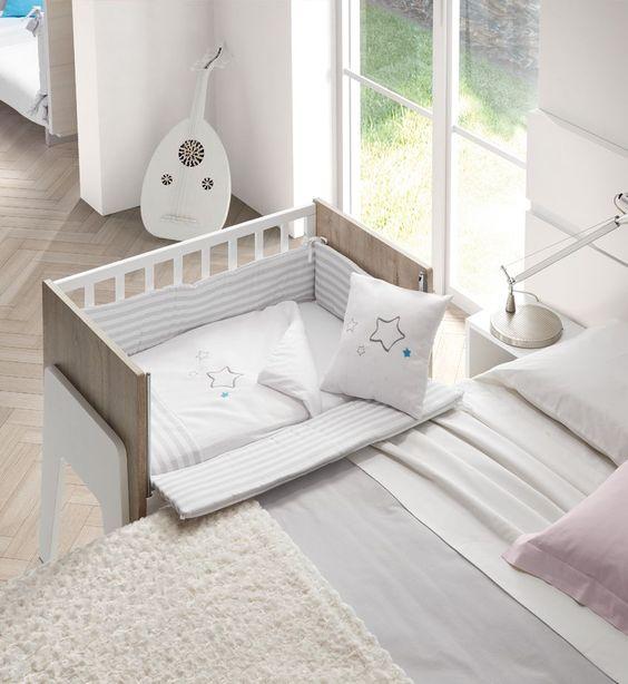 детские кроватки производства Испании