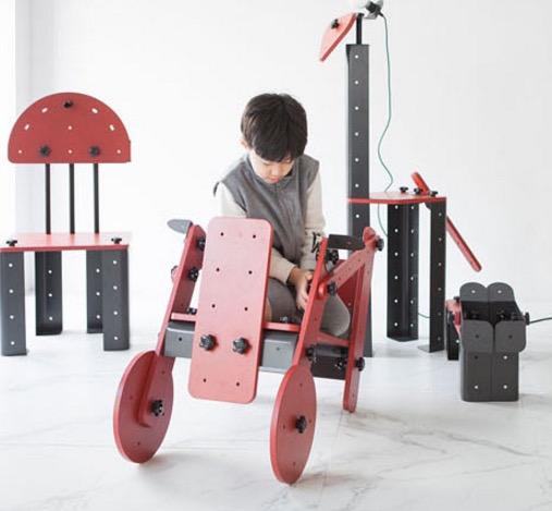 конструктор детской мебели