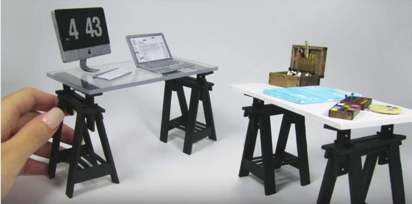 кукольная мебель Икеа