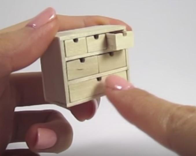 миниатюрная игрушечная мебель Икеа