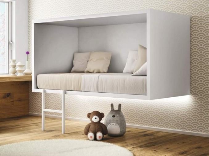 детская подвесная кровать