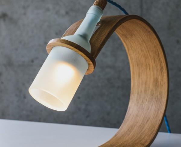 лампа настольная своими руками