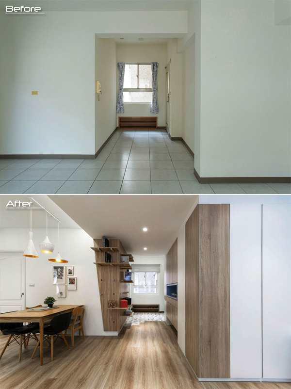 переделка квартиры восьмидесятых