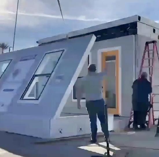 быстровозводимые дома